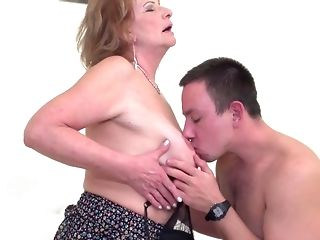 Lovemaking starved moms take strenuous shafts into mouths and cootchies free porn