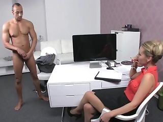 Czech gal chef makes Greek boy development thru exclusive audition best porn