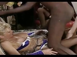 Supreme elder sissified Colette Sigma taking part in very hard group sex