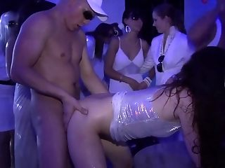 Greatest mature video stars Cindy buck, Leony Dark together with Monica Tizzy close to virile internal ejaculation, facial cumshot fuck-fest video